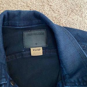True Religion Jackets & Coats - True Religion Jean Jacket